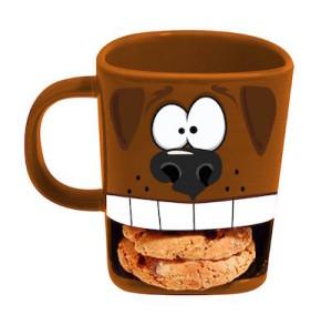 tazza cane portabiscotti