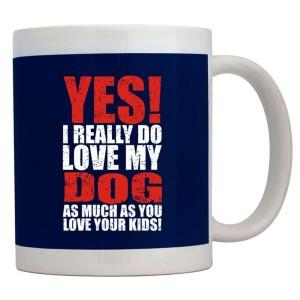 tazza i love my dog
