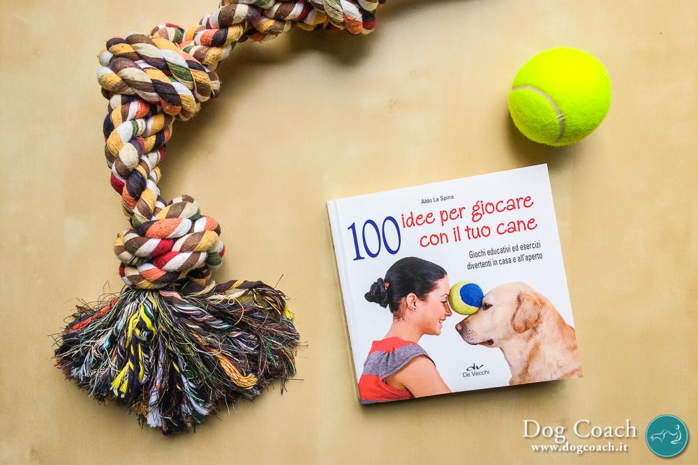 100 idee per giocare con il tuo cane aldo la spina