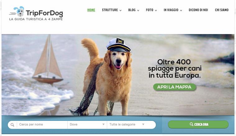guida vacanza cane